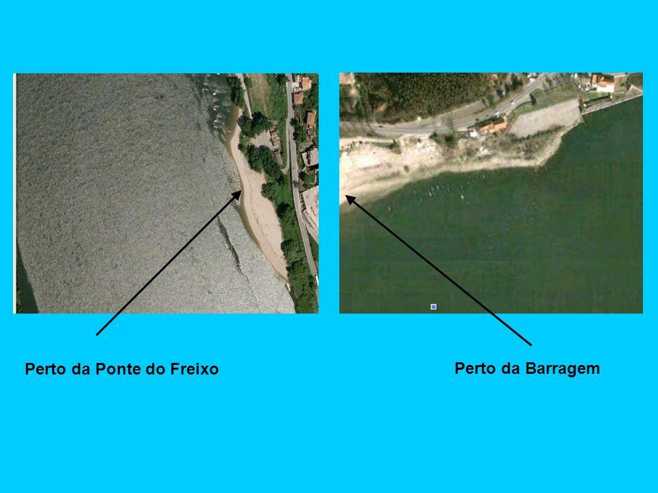 Perto da Ponte do Freixo Perto da Barragem
