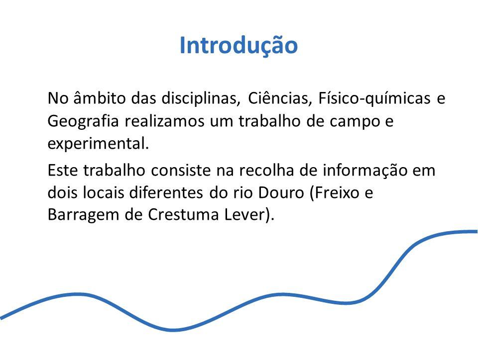 Ciências Biodiversidade e saúde humana Esse projecto consiste no estudo dos macro invertebrados bentónicos em duas zonas diferentes do rio Douro (Freixo e Barragem) No âmbito da disciplina de Ciências procedemos à sua visualização microscopia de diferentes macro invertebrado bentónicos ( Inha 2)