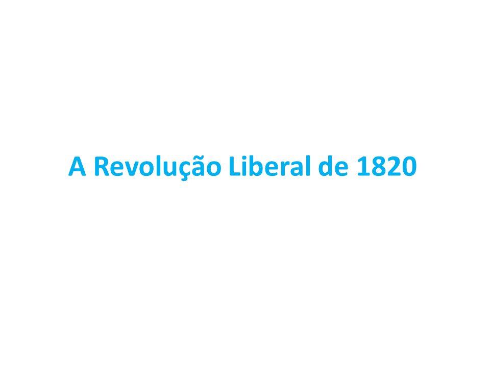 Antecedentes Um país em crise Em 1807 as tropas Napoleónicas invadiram pela primeira vez Portugal.