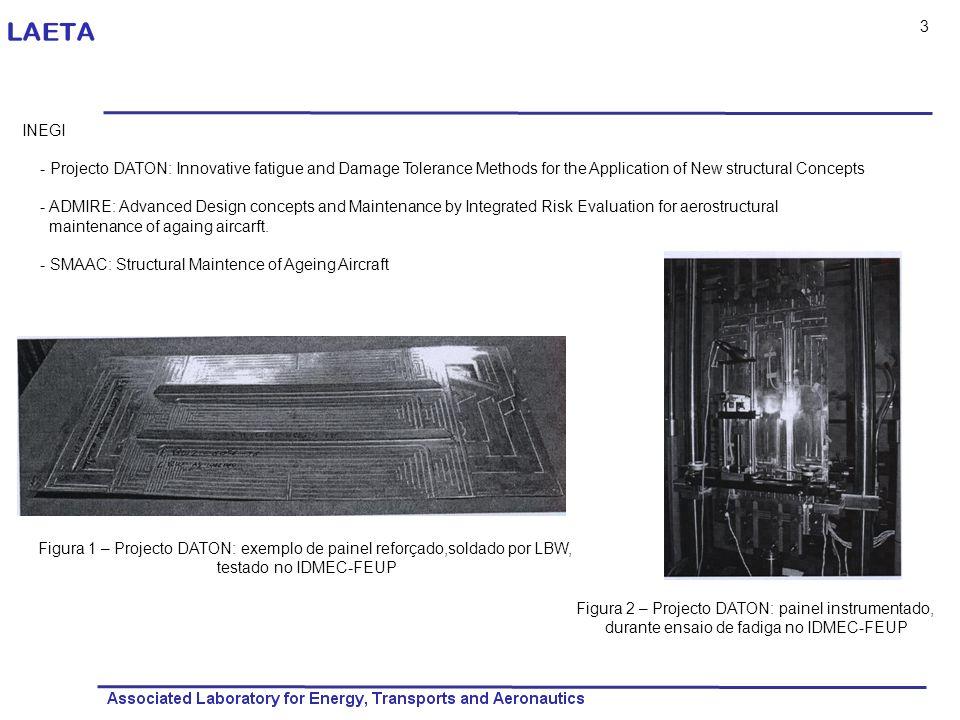 BOJO Increase of bolted joint performance Objectivos: Melhoria do comportamento mecânico das zonas críticas de lançadores e satélites utilizando compósitos híbridos (carbono-epoxy e titânio).