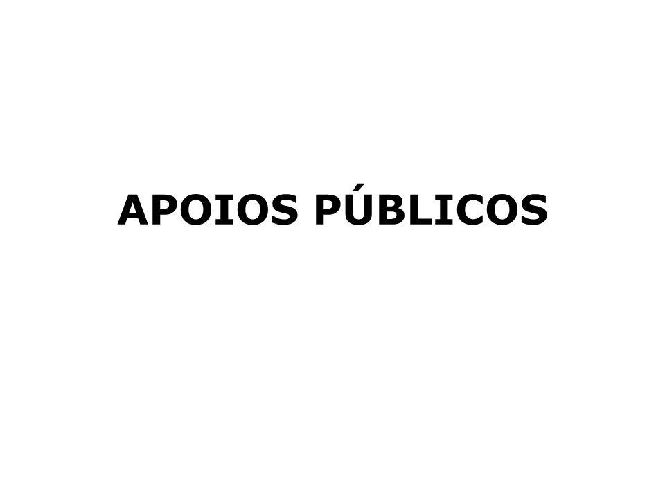 APOIOS PÚBLICOS