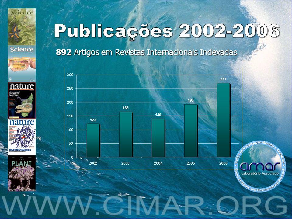 Redes de Excelência Europeias Marine Genomics Europe Marine Genomics Europe MARBEF – Marine Biodiversity and Ecosystem Functioning MARBEF – Marine Biodiversity and Ecosystem Functioning