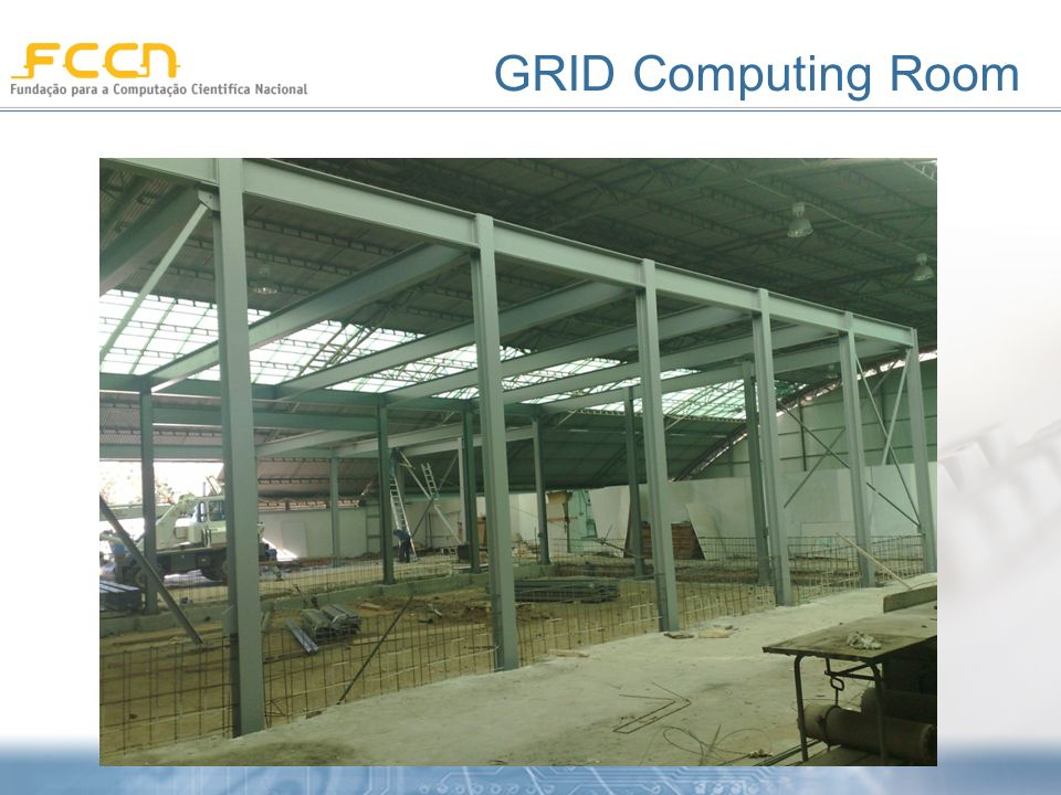 GRID Computing Room