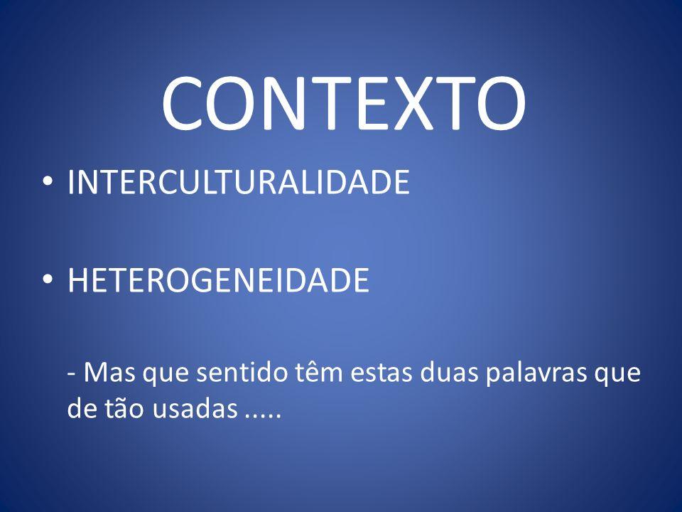 6 Uma aproximação ao conceito de cultura...