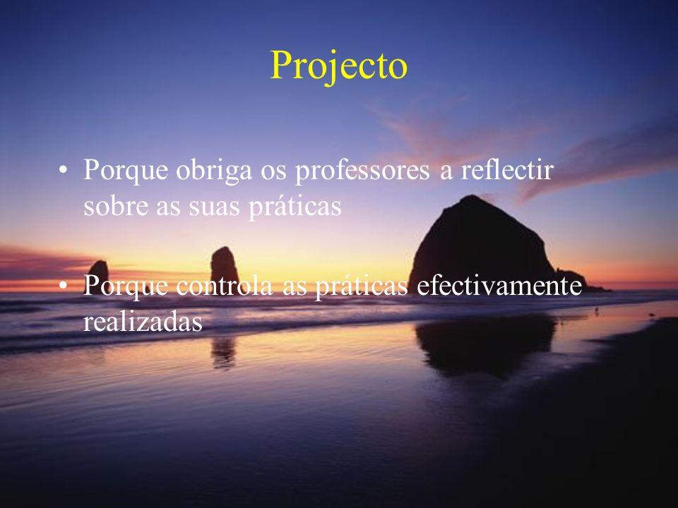 Projecto Curricular de Turma: na crista da onda Entre a tentação normativa e a tentação libertária.