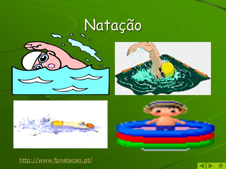 Natação http://www.fpnatacao.pt/