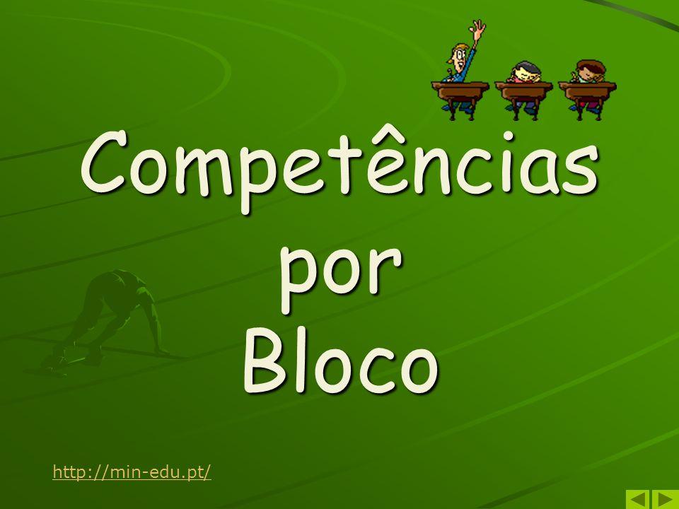 Competências por Bloco http://min-edu.pt/