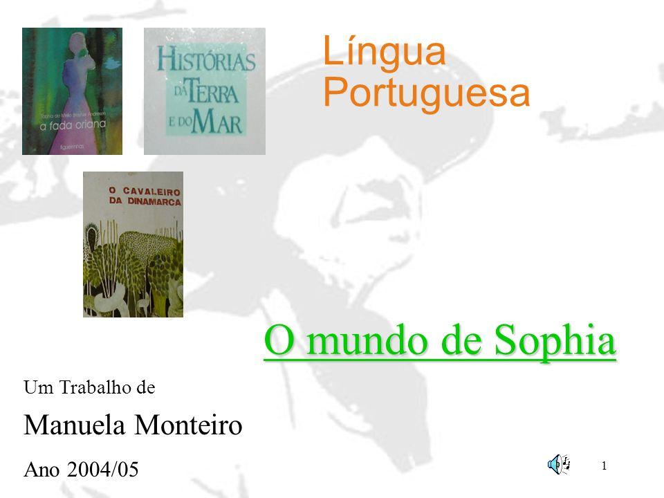 2 O mundo de Sophia
