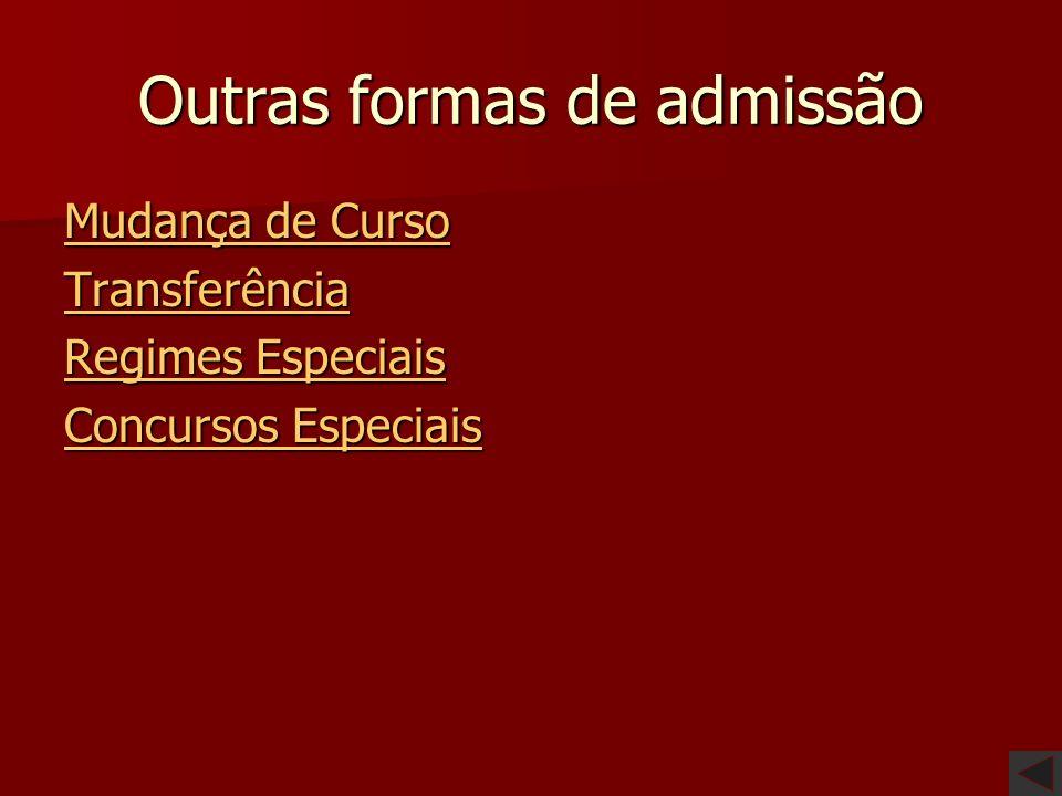 Classificação do último aluno admitido (0-200) – Universidade dos Açores ( Ponta Delgada ) 1.ª Fase 2.ª Fase 3.ª Fase 1999/200 0 168.5173.5(1) 2000/20