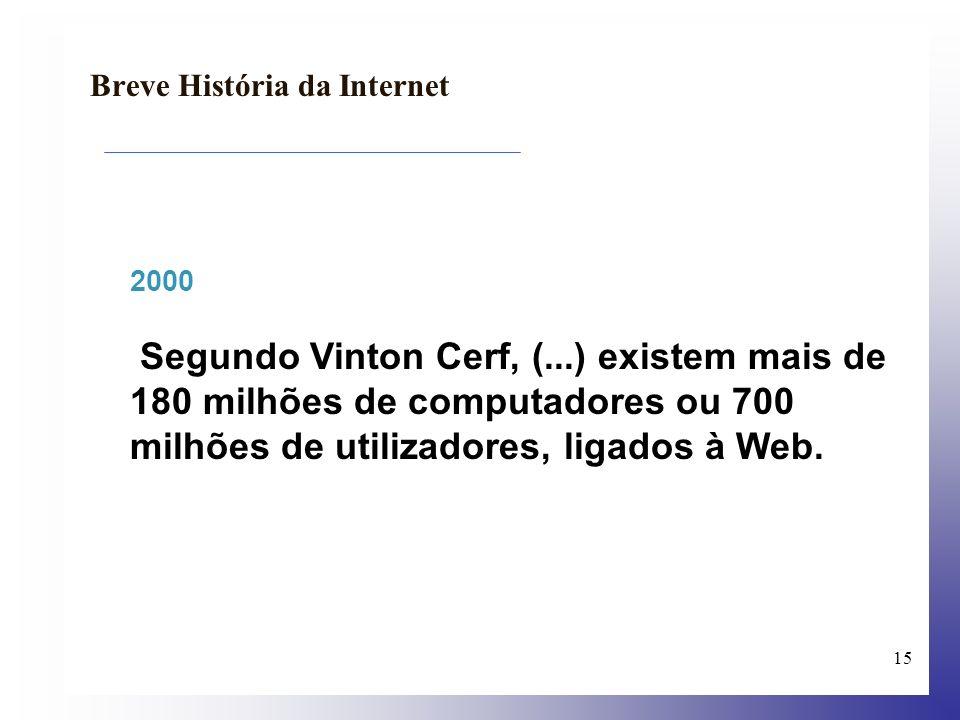 16 http://www.cybergeography.org/atlas/atlas.html http://www.ultimosegundo.com.br/historia_internet/ http://www.agora.qc.ca/rech_int.html http://www.internetvalley.com/intval.html http://www.estudar.org/pessoa/internet/index.html Referências