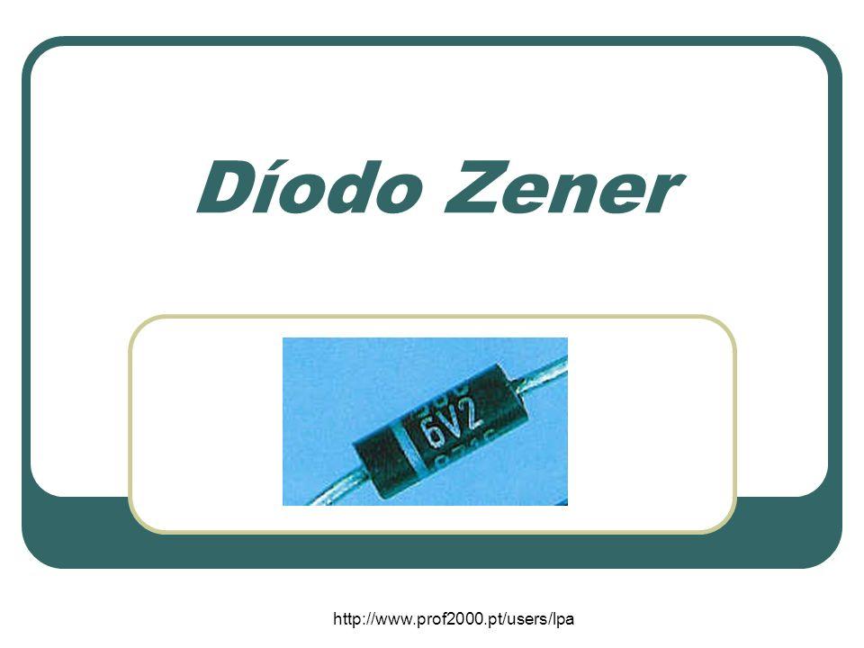 http://www.prof2000.pt/users/lpa Díodo Zener