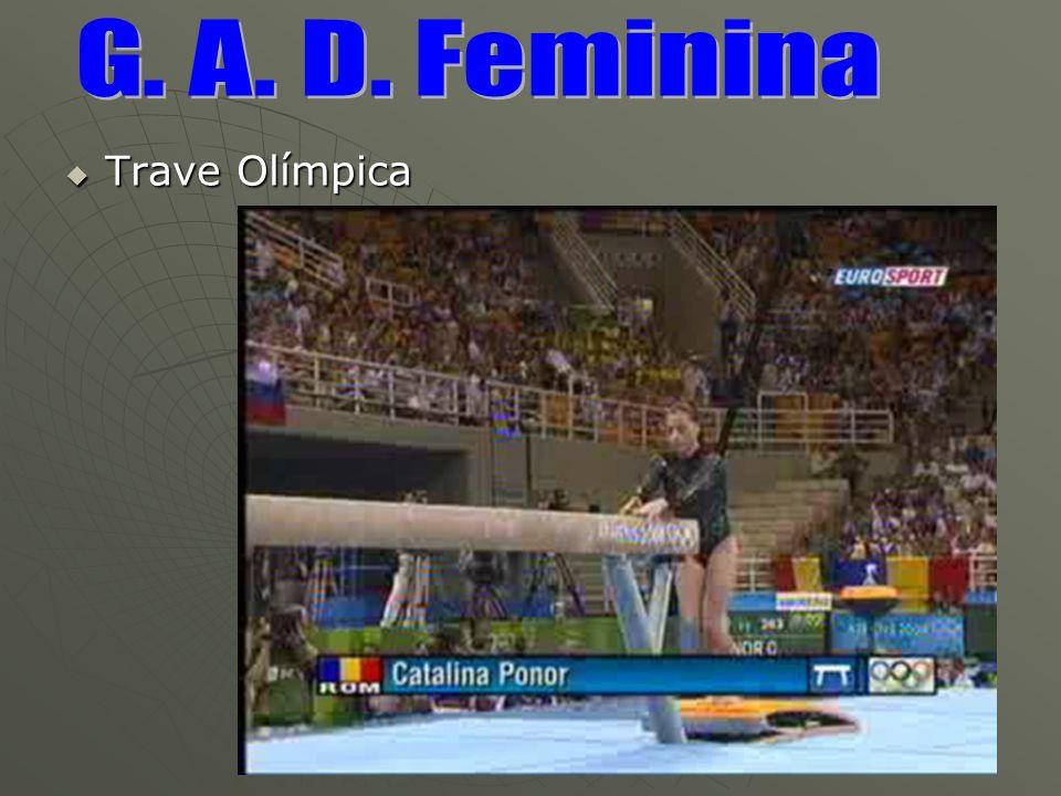 Trave Olímpica Trave Olímpica