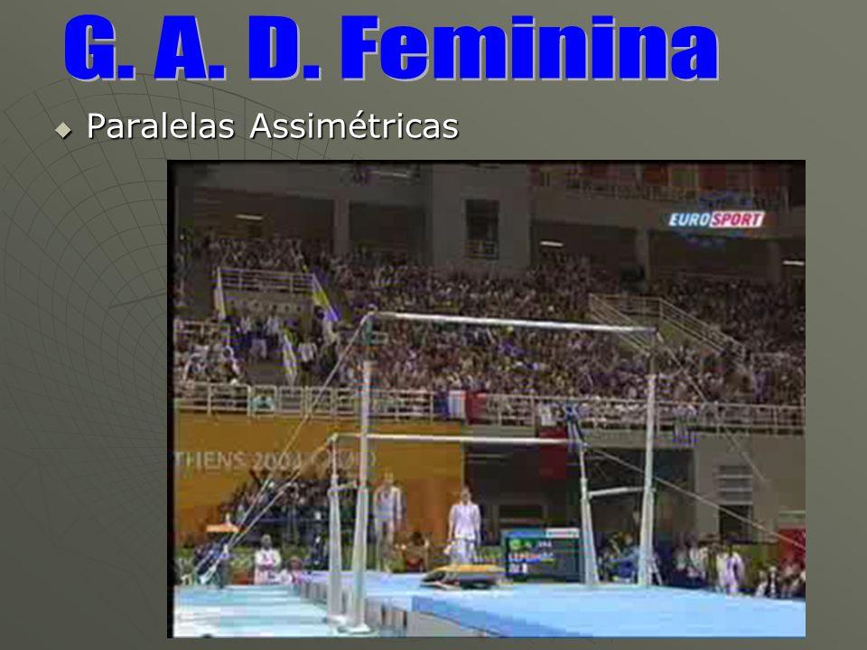 Paralelas Assimétricas Paralelas Assimétricas