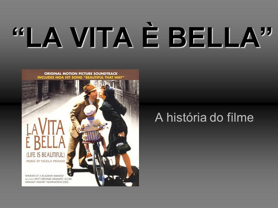 LA VITA È BELLA A história do filme