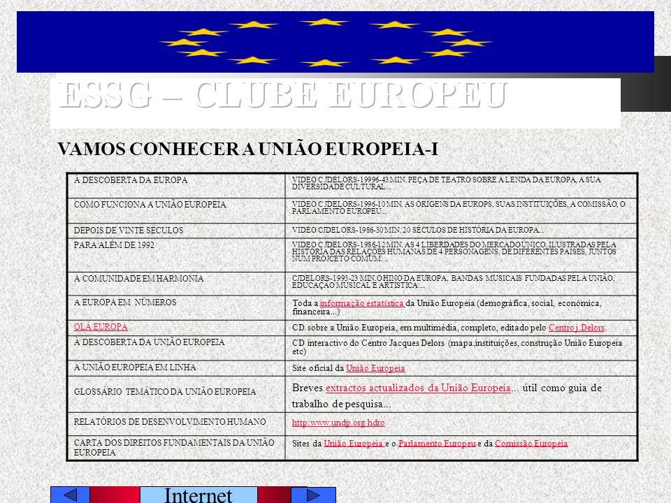 À DESCOBERTA DA EUROPA VIDEO C JDELORS-19996-43 MIN.