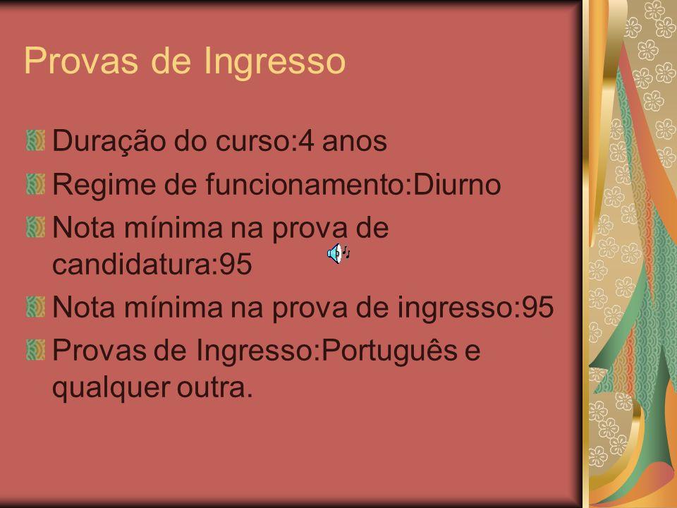 Média na Universidade de Viana do Castelo Vagas: Classificação do último aluno admitido (0-200): 1999/2000 2000/2001 2001/2002 2002/2003 3025 1.ª Fase