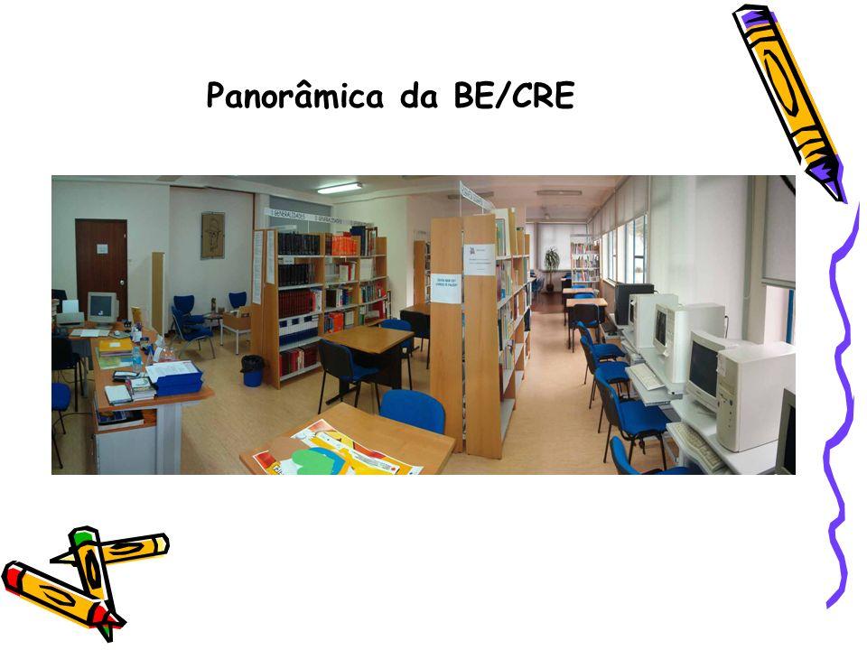 A Biblioteca Escolar/Centro de Recursos Educativos (BE/CRE) Zona de Atendimento