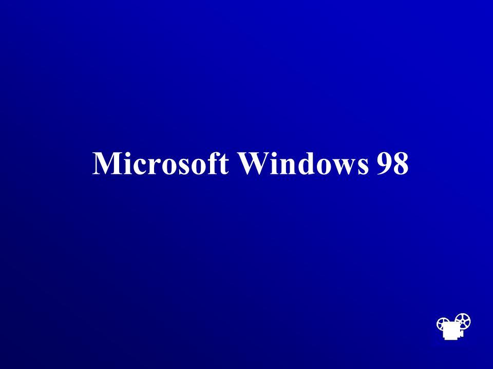 Ao contrário do Ms-Dos o Windows é um ambiente de trabalho gráfico e amigo do utilizador.