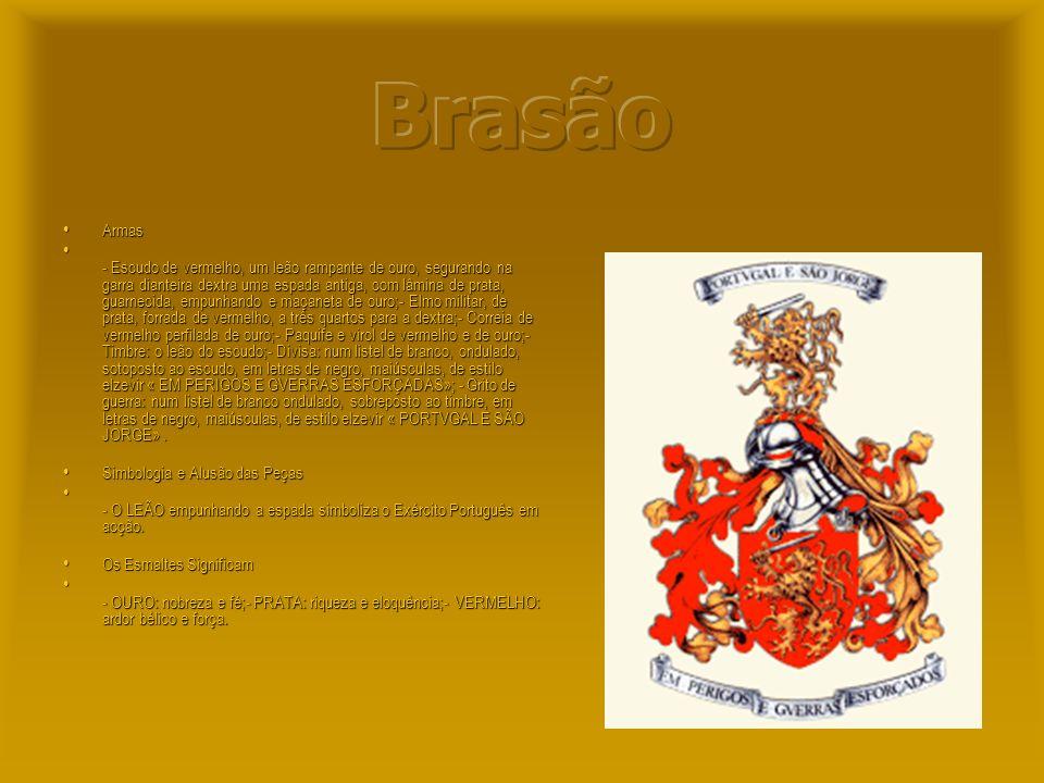 CEME – Chefe do Estado-Maior do Exército OCI – Órgãos de Conselho e de Inspecção CSE – Conselho Superior do Exército CSDE – Conselho Superior de disci