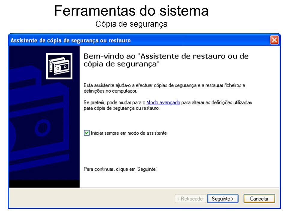Ferramentas Administrativas Gestão de computadores