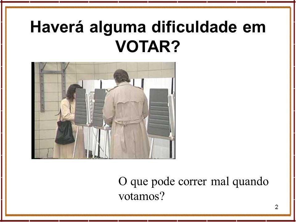 13 Sistema de votação (im)perfeito… VotosPreferência 6 5 4 Consideremos, novamente, o perfil envolvendo 15 eleitores e 3 alternativas.