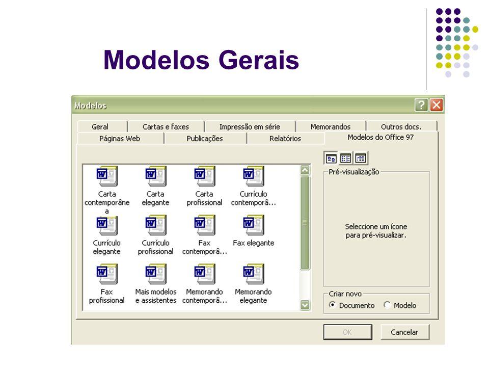 Modelos Gerais