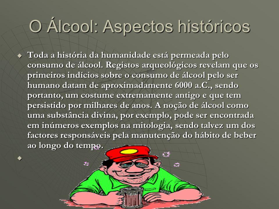 Alcoolismo crónico O alcoolismo crónico conduz ao abandono, ao absentismo no trabalho e à marginalização.