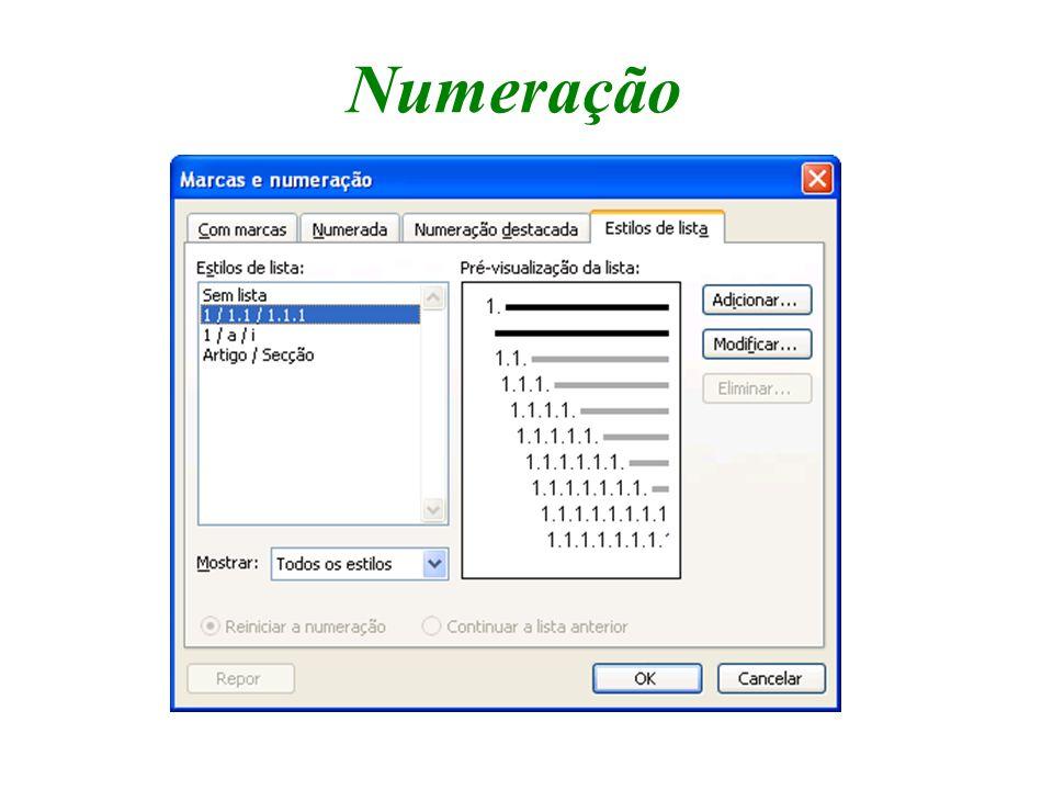 Tabelas Podemos usar dois métodos para a criação de tabelas 1º- Aceder directamente pela barra de ferramentas Padrão É possível mantendo a tecla do rato presa criar uma tabela com um determinado número de colunas e linhas