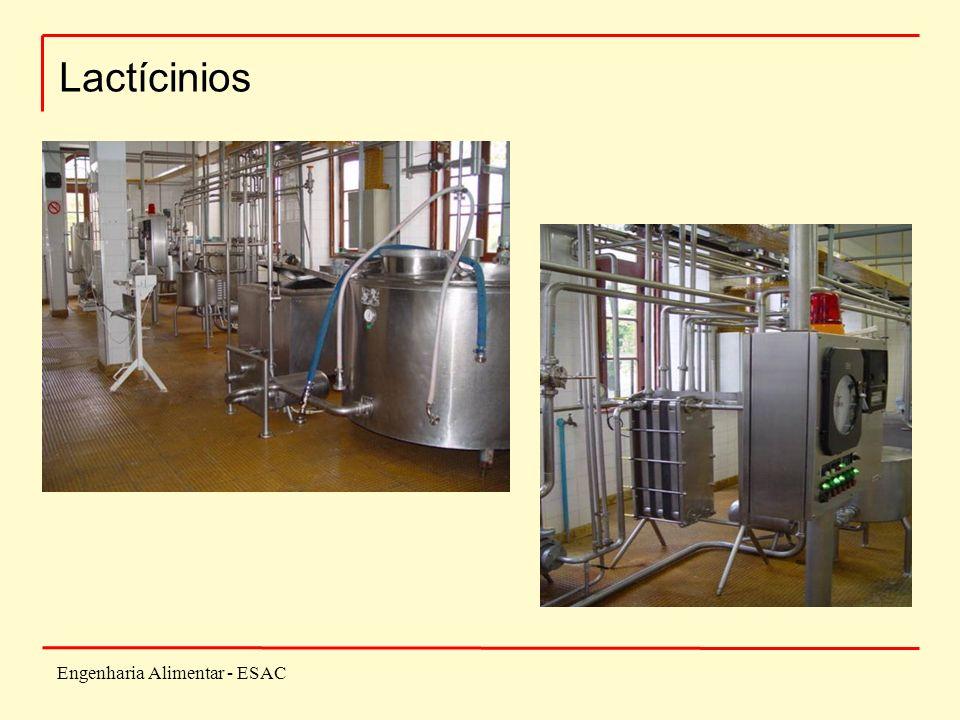 Engenharia Alimentar - ESAC Lactícinios