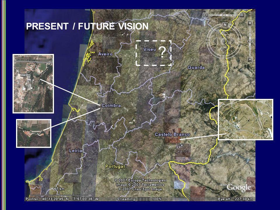 PRESENT / FUTURE VISION ?