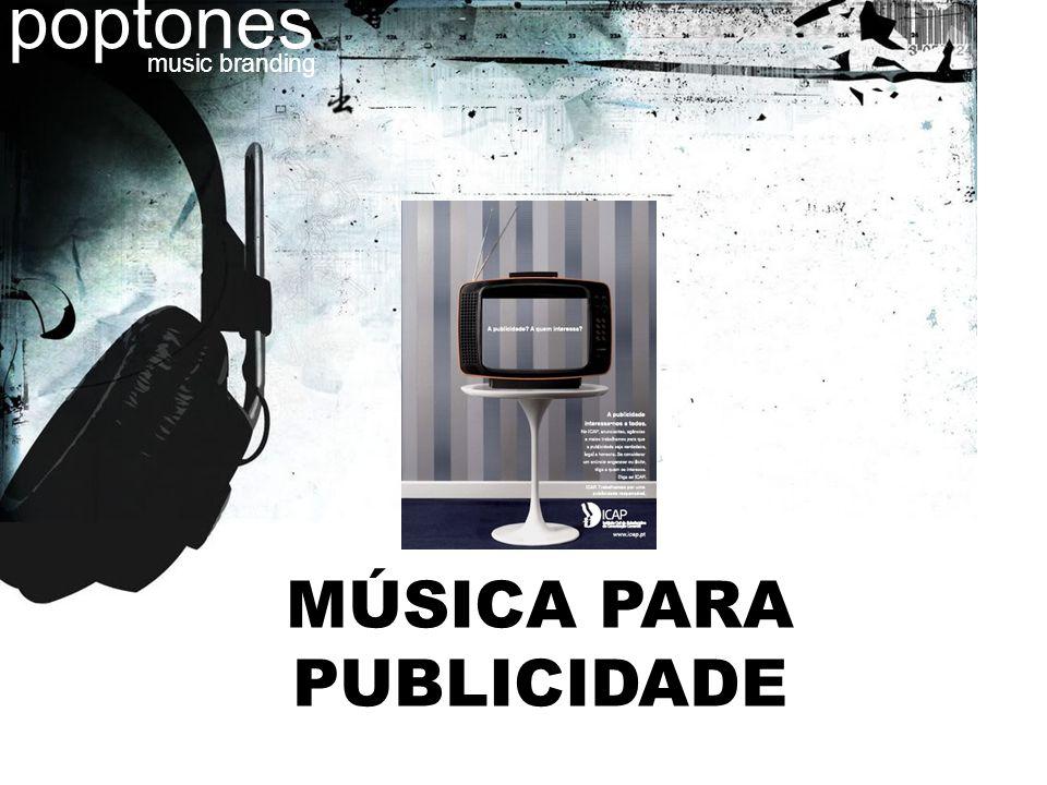 MÚSICA PARA PUBLICIDADE poptones music branding