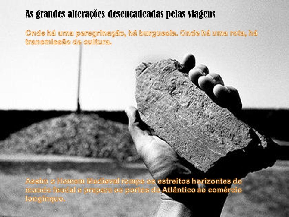 Concha de Vieira – símbolo de todos os peregrinos de Santiago. No início das peregrinações as conchas eram apanhadas pelos peregrinos nas costas galeg