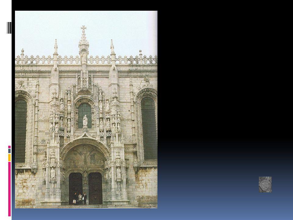 Mosteiro de Santa Maria de Belém, Jerónimos, Lisboa A Arte Manuelina