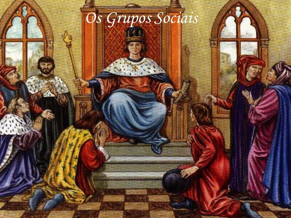Os Grupos Sociais