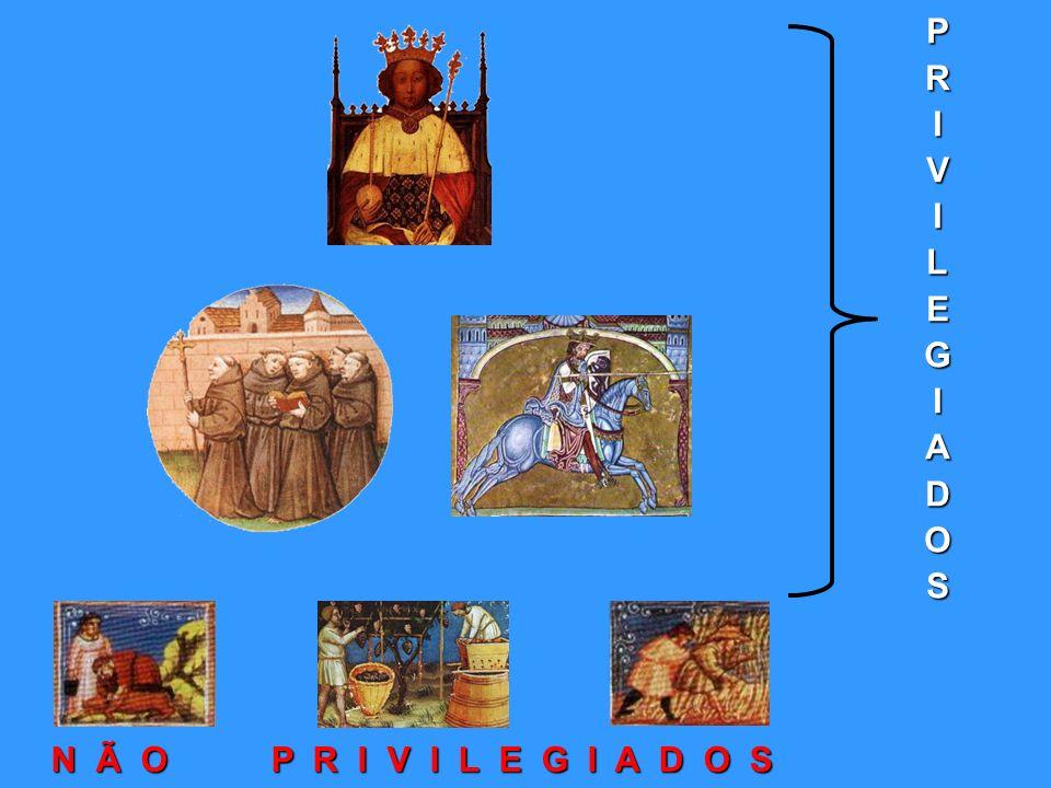 N Ã O P R I V I L E G I A D O S PRIVILEGIADOS