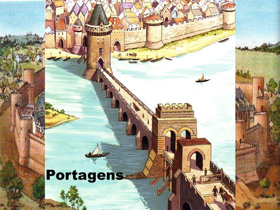 Portagens