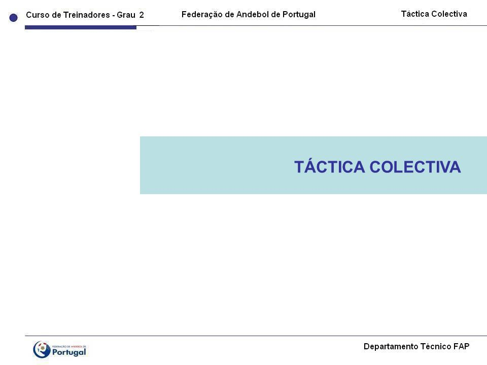 TÁCTICA COLECTIVA