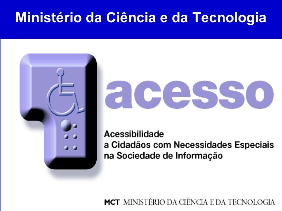 3 Ministério da Ciência e da Tecnologia