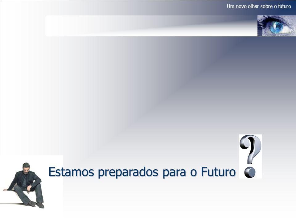 Um novo olhar sobre o futuro Estamos preparados para o Futuro