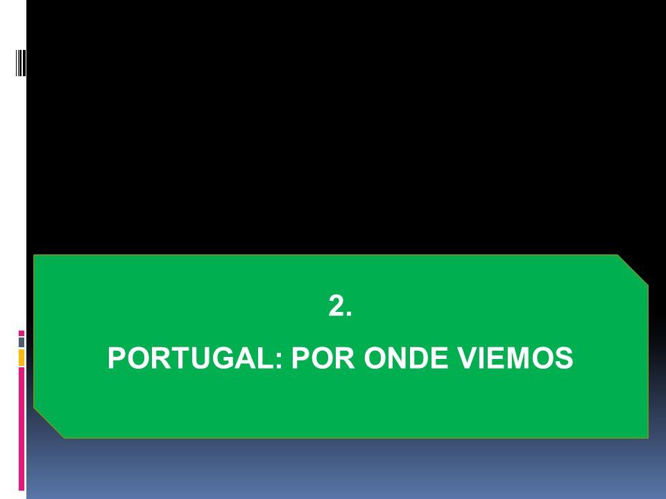 2. PORTUGAL: POR ONDE VIEMOS