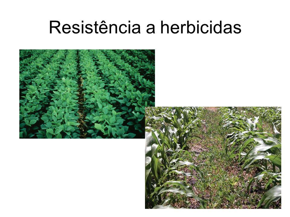 Resistência a herbicidas