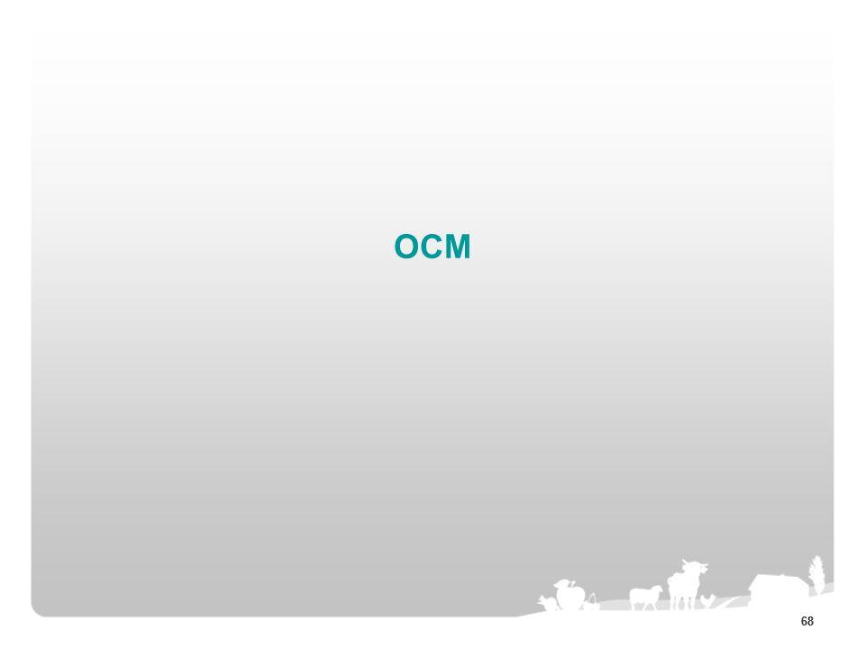 68 OCM