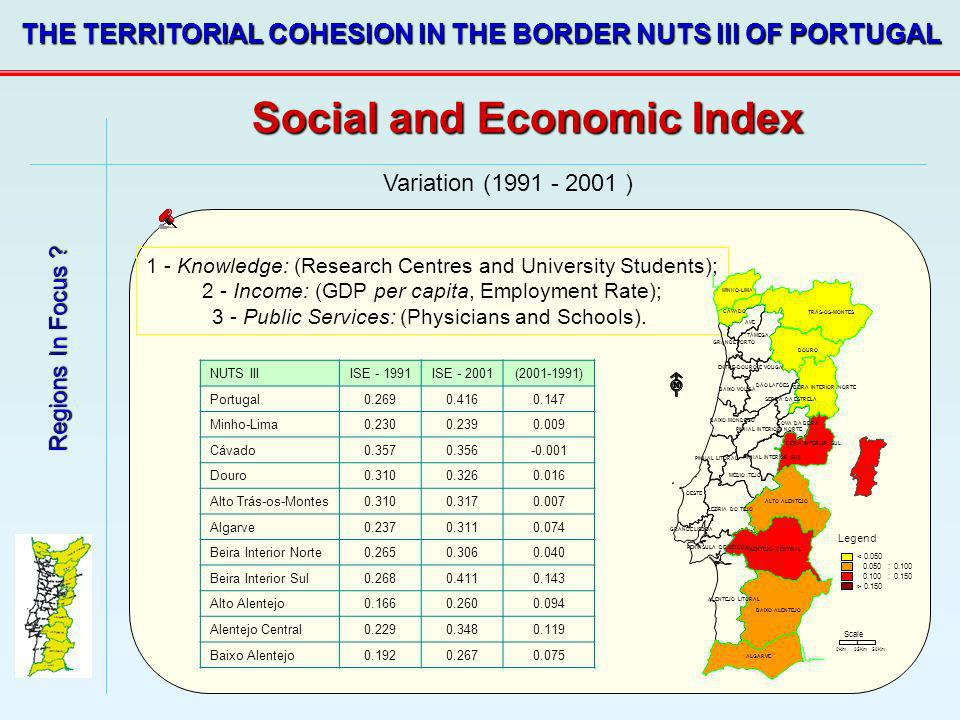 Regions In Focus .