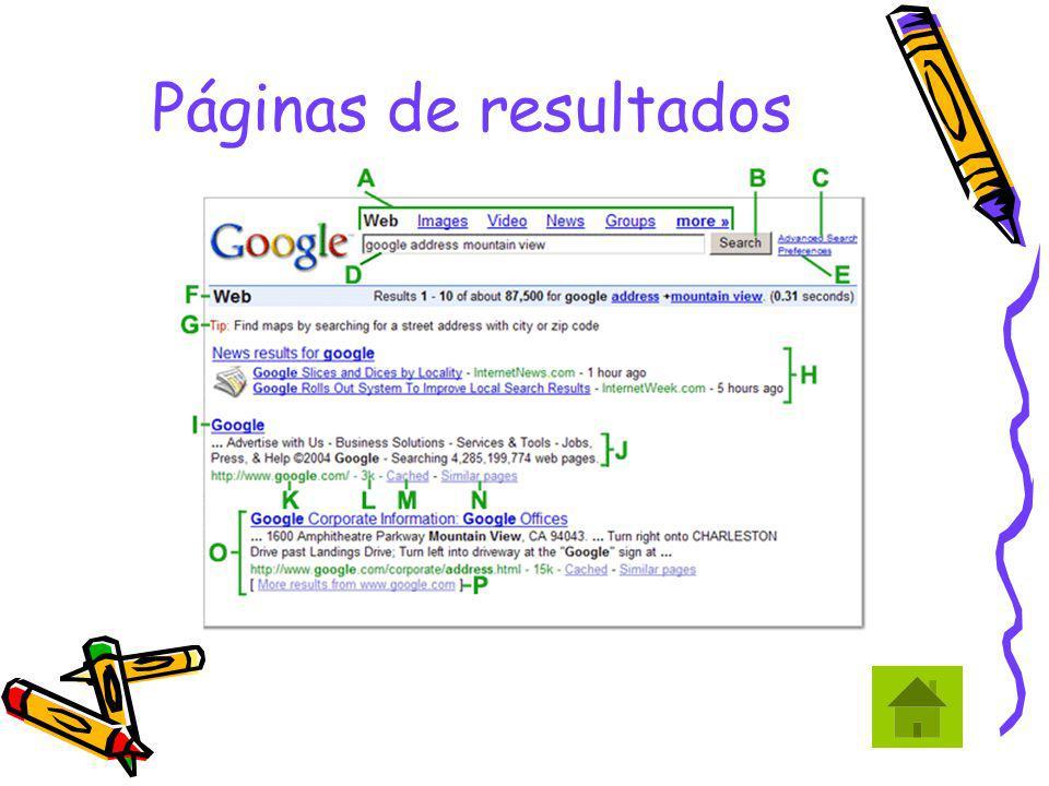 Os resultados das pesquisas no Google também incluem arquivos do tipo Adobe Portable Document Format (PDF).