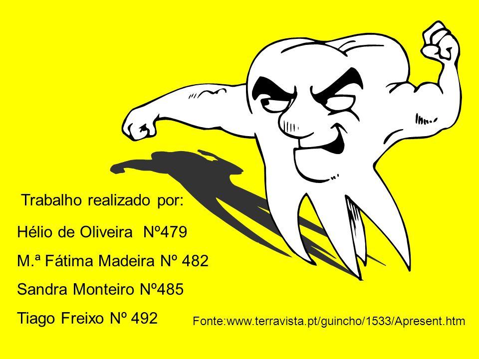Trabalho realizado por: Hélio de Oliveira Nº479 M.ª Fátima Madeira Nº 482 Sandra Monteiro Nº485 Tiago Freixo Nº 492 Fonte:www.terravista.pt/guincho/15