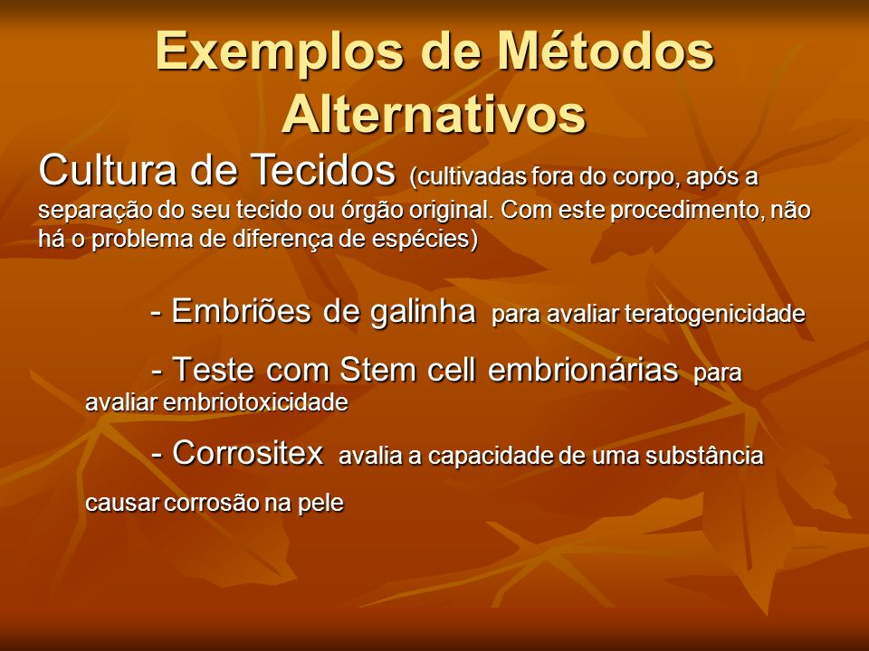Principais grupos de Métodos Alternativos Modelos Matemáticos (simulação de situações reais) Modelos Matemáticos (simulação de situações reais) Modelo