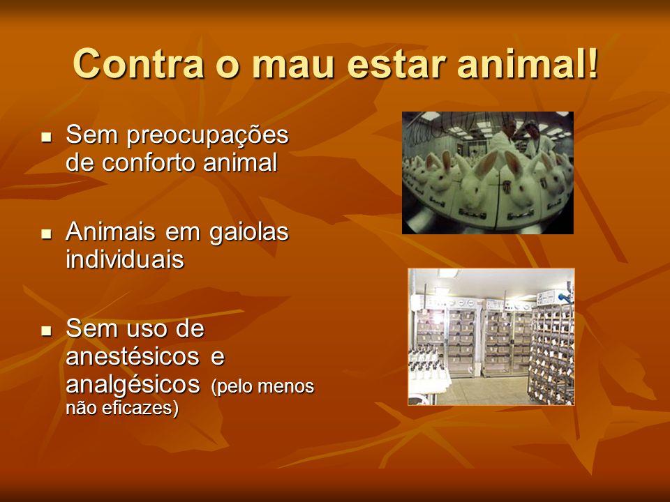 Exemplos de Métodos Alternativos - Embriões de galinha para avaliar teratogenicidade - Embriões de galinha para avaliar teratogenicidade - Teste com Stem cell embrionárias para avaliar embriotoxicidade - Teste com Stem cell embrionárias para avaliar embriotoxicidade - Corrositex avalia a capacidade de uma substância causar corrosão na pele - Corrositex avalia a capacidade de uma substância causar corrosão na pele Cultura de Tecidos (cultivadas fora do corpo, após a separação do seu tecido ou órgão original.
