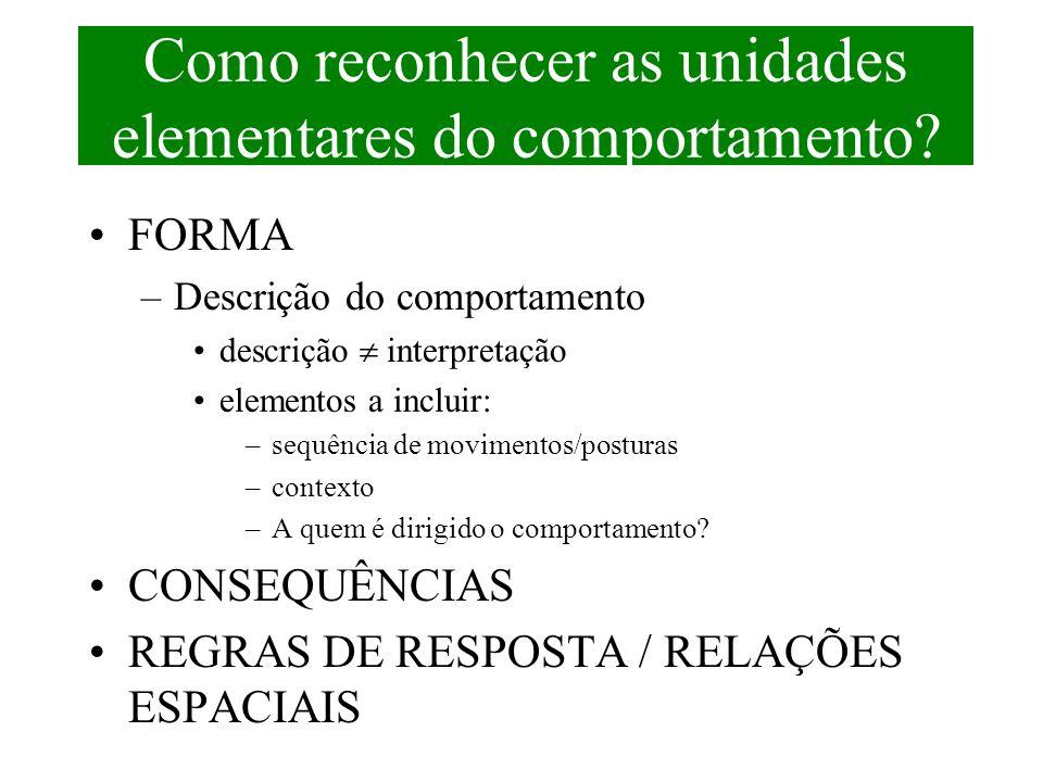Concordância inter- e intra-observadores Concordância intra-observador ou consistência do observador Concordância inter-observadores Como medir a concordância.