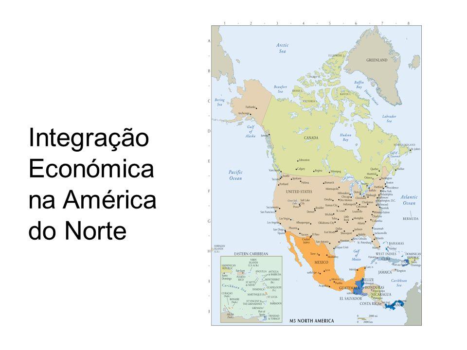 Integração Económica na América do Norte