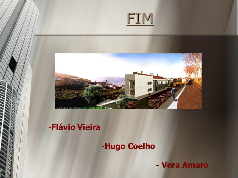 - -Flávio Vieira - -Hugo Coelho - Vera Amaro FIM